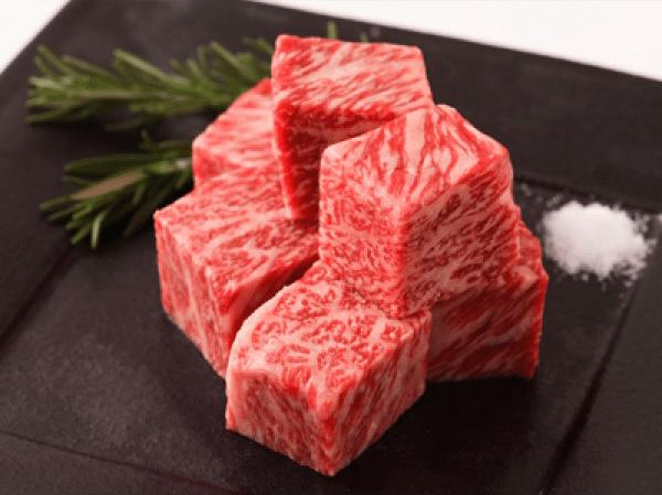Wagyu Dice Steak