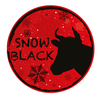 Snow Black Logo