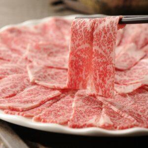 A5 Japanese Wagyu Premium Shabu Shabu
